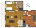 grundriss ferienwohnung steinberg - sonnheim apartments