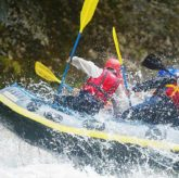 rafting by motion