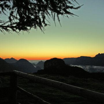 Sonnenaufgang kechtalm