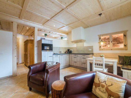 studio alpenliebe küchen - sonnheim apartments