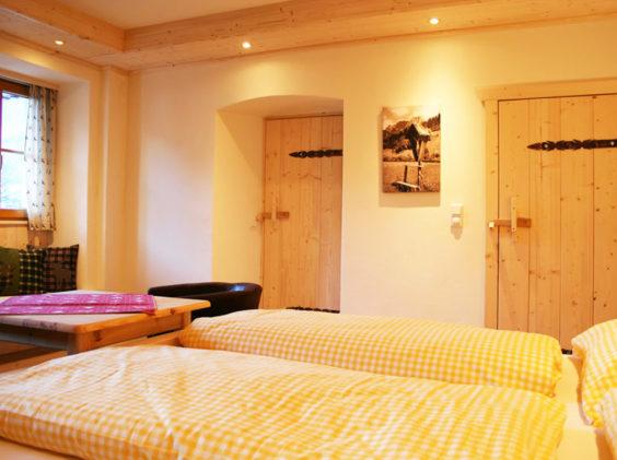 schlafen mini studio alpenglück- sonnheim apartments